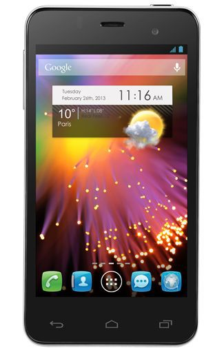 Productafbeelding van de Alcatel One Touch Star 6010D Silver