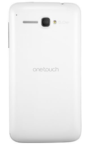 Productafbeelding van de Alcatel One Touch X Pop 5035D White