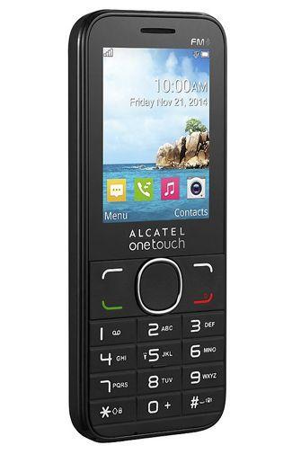Productafbeelding van de Alcatel OneTouch 20.45 Black