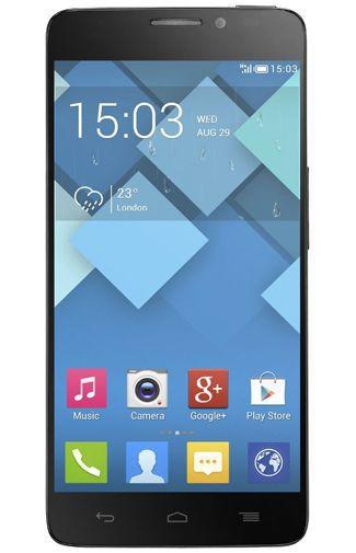 Productafbeelding van de Alcatel OneTouch Idol X 6040X Slate Grey