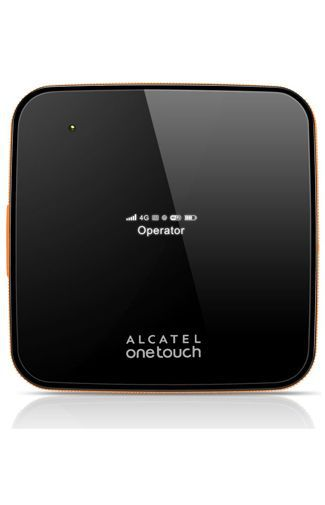 Productafbeelding van de Alcatel OneTouch Y855V Mobile WiFi Router Black Orange