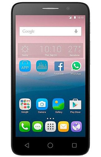 Productafbeelding van de Alcatel POP 3 (5.5) Black