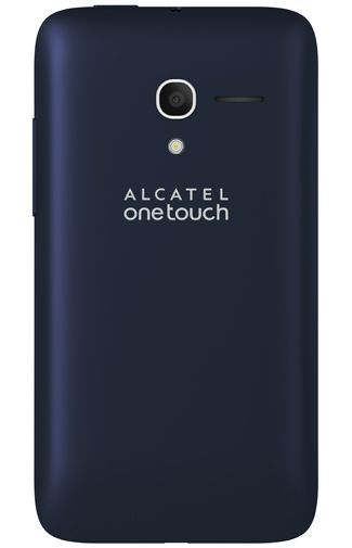 Productafbeelding van de Alcatel OneTouch Pop D3 DS Black Blue