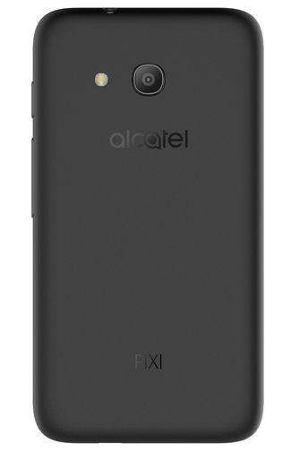 Productafbeelding van de Alcatel PIXI 4 (4) 4034D Black