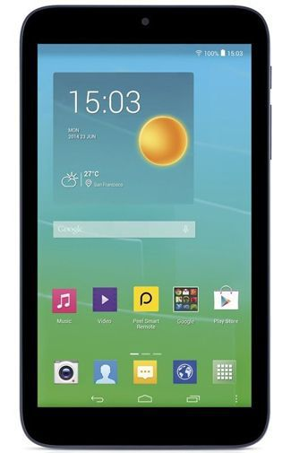 Productafbeelding van de Alcatel OneTouch Pixi 7 Tablet Black