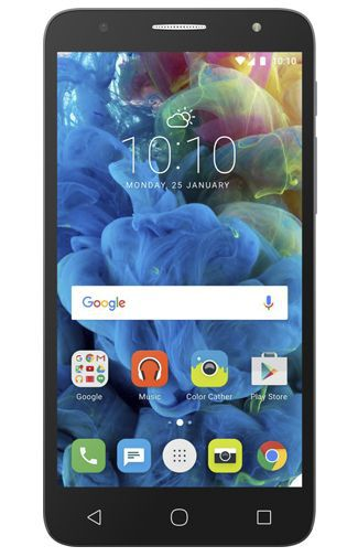 Productafbeelding van de Alcatel POP 4+ 4G 5056D Dual Sim Grey