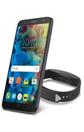 Productafbeelding van de Alcatel POP 4+ Move Edition 4G 5056D Dual Sim Grey