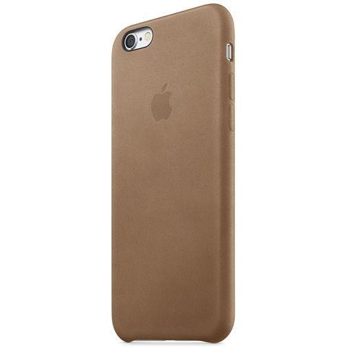 Productafbeelding van de Apple Leather Case Brown iPhone 6/6S