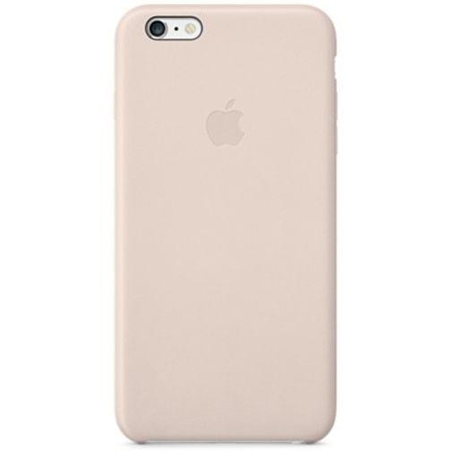 Productafbeelding van de Apple Leather Case Pink iPhone 6 Plus/6S Plus