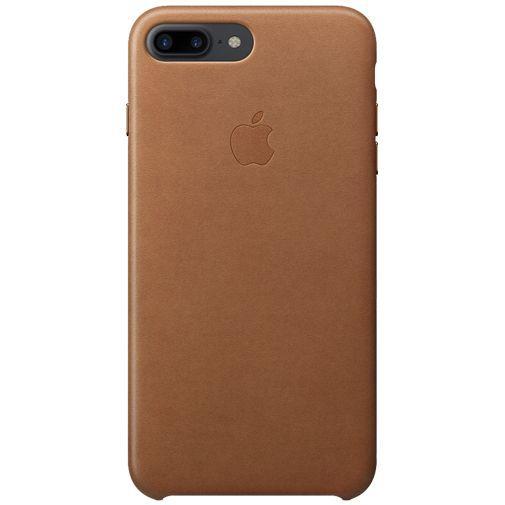 Productafbeelding van de Apple Leather Case Saddle Brown iPhone 7 Plus/8 Plus