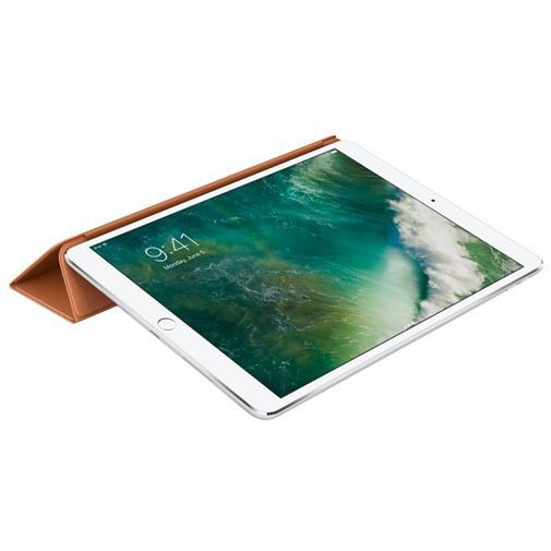 Apple Leather Smart Cover Brown iPad Pro 2017 10.5