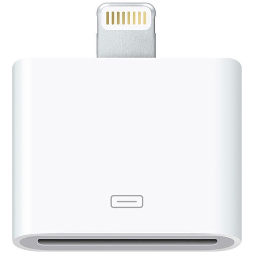 Productafbeelding van de Apple Lightning naar 30-pin Adapter