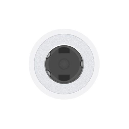 Productafbeelding van de Apple Lightning naar 3.5mm Jack Adapter