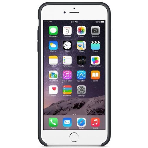 Productafbeelding van de Apple Silicone Case Black iPhone 6 Plus/6S Plus