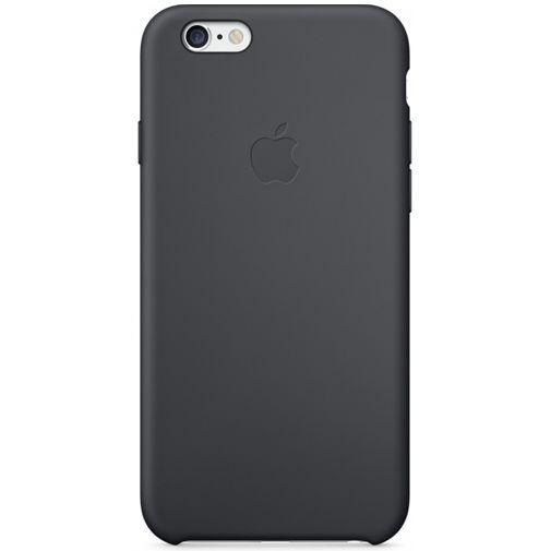 Productafbeelding van de Apple Silicone Case Black iPhone 6/6S