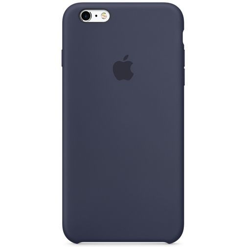 Productafbeelding van de Apple Silicone Case Blue iPhone 6 Plus/6S Plus