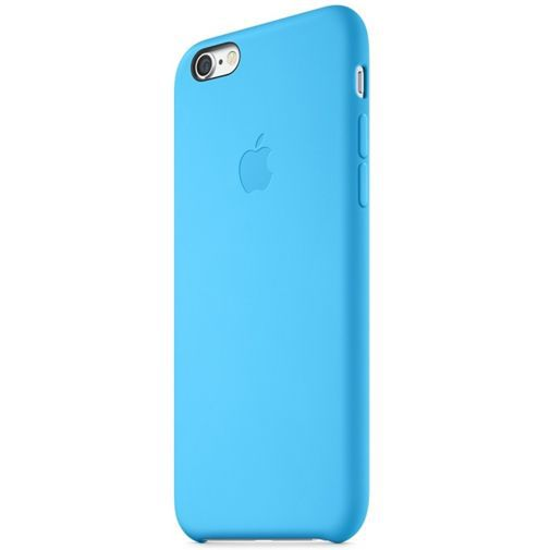 Productafbeelding van de Apple Silicone Case Blue iPhone 6/6S