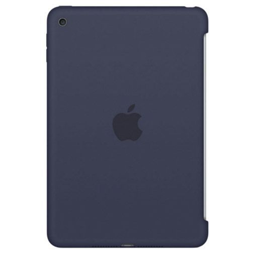 Productafbeelding van de Apple Silicone Case Midnight Blue iPad Mini 4