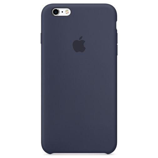 Productafbeelding van de Apple Silicone Case Midnight Blue iPhone 6/6S