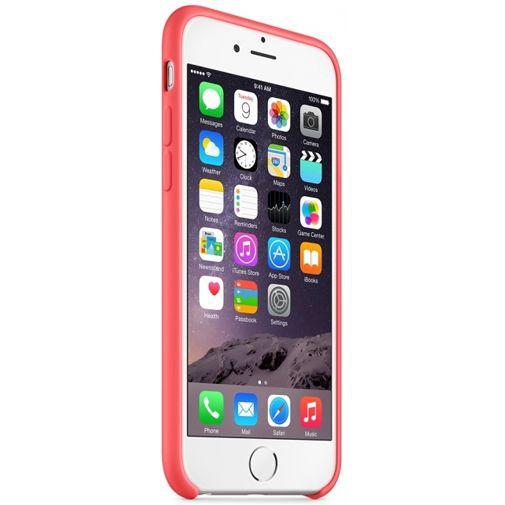 Productafbeelding van de Apple Silicone Case Pink iPhone 6/6S