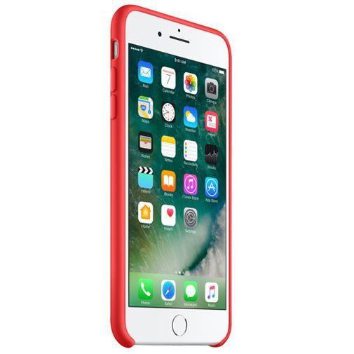 Productafbeelding van de Apple Silicone Case Red iPhone 7 Plus