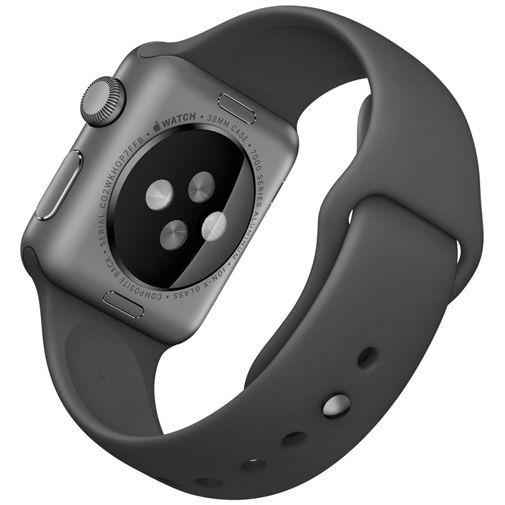 Productafbeelding van de Apple Watch Series 1 Sport 38mm Black