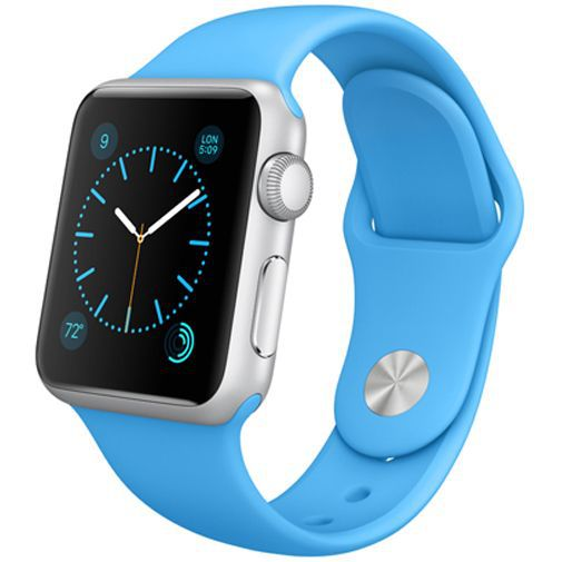 Productafbeelding van de Apple Watch Sport 38mm Blue