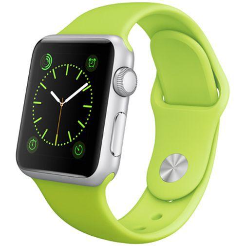 Productafbeelding van de Apple Watch Sport 38mm Green