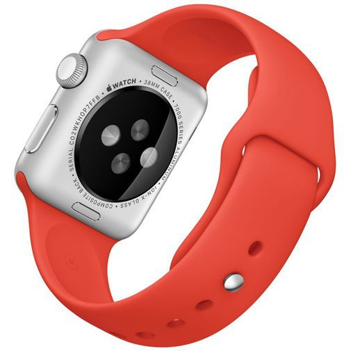 Productafbeelding van de Apple Watch Sport 38mm Orange
