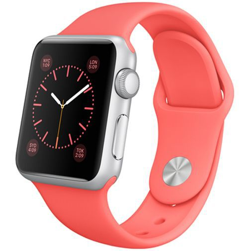 Productafbeelding van de Apple Watch Sport 38mm Pink