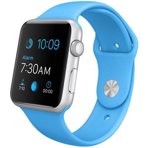 Productafbeelding van de Apple Watch Sport 42mm Blue