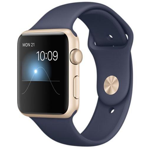 Productafbeelding van de Apple Watch Sport 42mm Midnight Blue