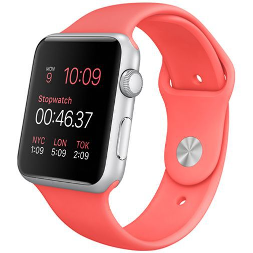 Productafbeelding van de Apple Watch Sport 42mm Pink