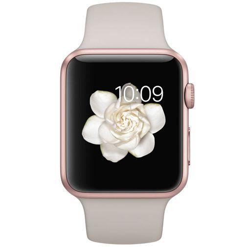 Productafbeelding van de Apple Watch Sport 42mm Stone