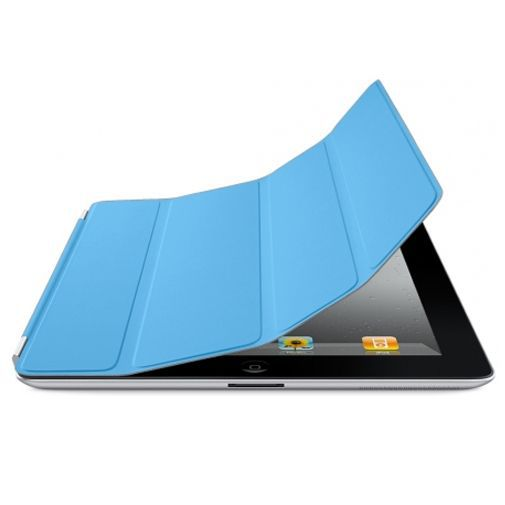 Productafbeelding van de Apple iPad 2/3 Smart Cover Blue