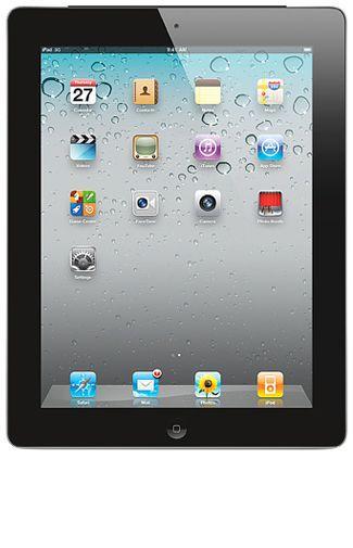 Productafbeelding van de Apple iPad 2 WiFi 16GB Black