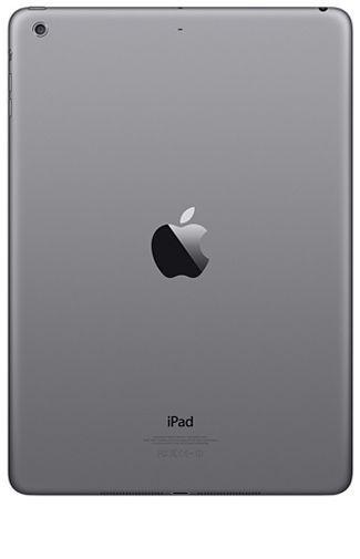 Productafbeelding van de Apple iPad Air WiFi (Refurbished) 32GB Black