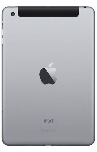 Productafbeelding van de Apple iPad Mini 3 WiFi + 4G 128GB Black