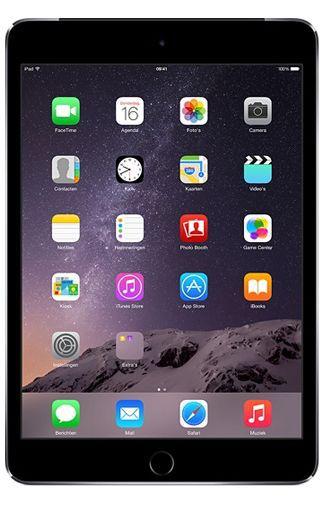 Productafbeelding van de Apple iPad Mini 3 WiFi + 4G 16GB Black