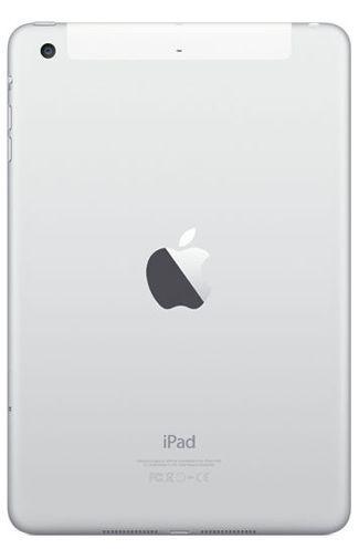 Productafbeelding van de Apple iPad Mini 3 WiFi + 4G 16GB White