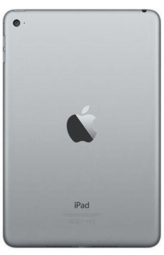 Productafbeelding van de Apple iPad mini 4 WiFi 128GB Black