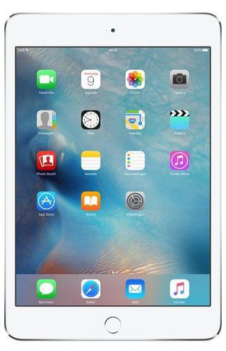 Productafbeelding van de Apple iPad mini 4 WiFi 128GB Silver