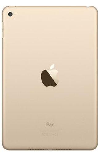 Productafbeelding van de Apple iPad mini 4 WiFi 16GB Gold