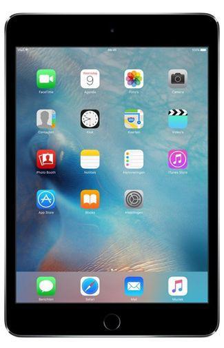 Productafbeelding van de Apple iPad mini 4 WiFi 64GB Black