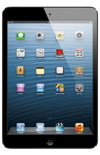 Productafbeelding van de Apple iPad Mini WiFi 16GB Black