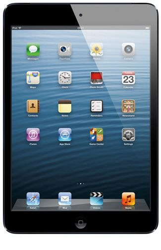 Productafbeelding van de Apple iPad Mini WiFi + 4G 16GB Black