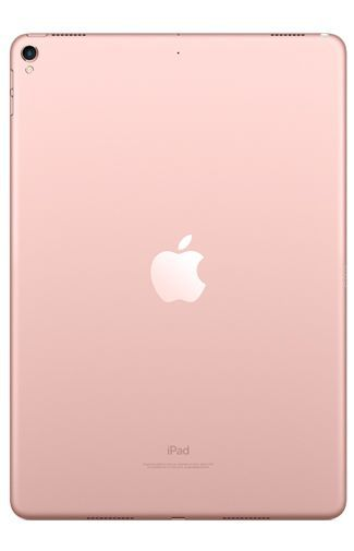 Productafbeelding van de Apple iPad Pro 2017 10.5 WiFi 256GB Rose Gold