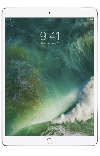 Productafbeelding van de Apple iPad Pro 2017 10.5 WiFi 256GB Silver