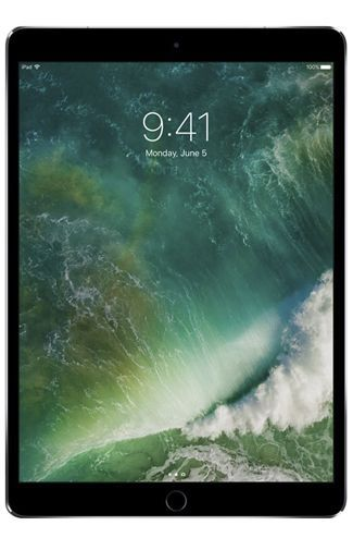 Productafbeelding van de Apple iPad Pro 2017 10.5 WiFi + 4G 512GB Black