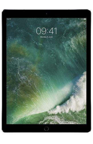 Productafbeelding van de Apple iPad Pro 2017 12.9 WiFi + 4G 256GB Black